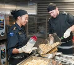 Navy Cook Navy Steward Naval Hospitality Defence Careers