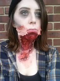 horrifying halloween makeup ideas that look a little too real 20