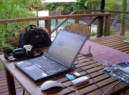 virtual home office. Home Office On Back Deck.jpg Virtual S