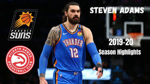 Steven Adams 2019-20 Season Highlights ...