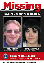 Missing Persons Posters Missing Person Posters To Go Ahead Despite Teenager Coming Home 10
