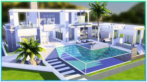 sims house design sims 4 modern house