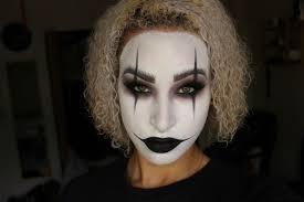 self the crow makeup