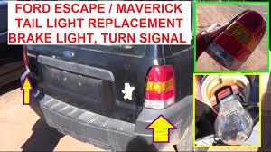 Brake Light Bulb For 2005 Ford Escape Ford Escape Mercury Mariner Tail Light Replacement Tail Light Brake Light Rear Turn Signal Light