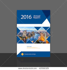cover design for annual report brochure flyer template a4 cover vector eps 10 background