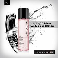 mary kay oil free eye makeup remover gently removes including waterproof mascara without tugging or pulling