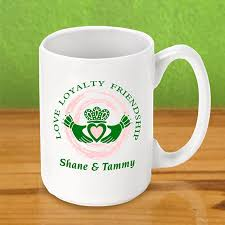 Are you looking for the best irish coffee mugs. Personalized Irish Coffee Mug Claddagh At Irishshop Com Jdsgc862ccm