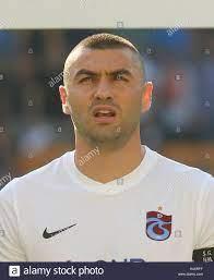 Burak Yilmaz von Trabzonspor Stockfotografie - Alamy