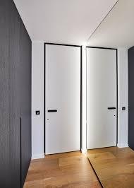 modern interior door handles. European Style Of Modern Interior Door Handles: Light Wood Flooring For Bedroom Decor With Handles