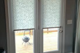 french door coverings sliding glass patio door shades patio door shades window pertaining to valuable roman