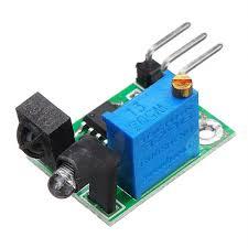 3 Pcs <b>6mA 3-100CM Adjustable</b> Infrared Digital Obstacle Avoidance ...
