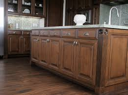 painting over stained wood kitchen cabinets trekkerboy