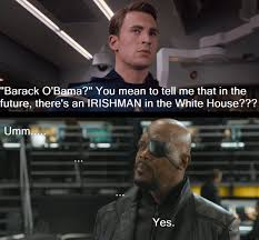 Sometimes The Other Avengers Are Reminded That Captain America Is