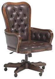 traditional leather office chairs. Full Leather Office Chair Traditional Executive Desk Best . Chairs E