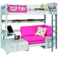 bunk bed sofa desk bunk bed with couch underneath a plus design
