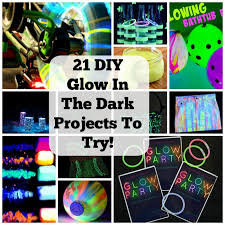 get the party started with these 21 glow in the dark ideas coolcrafts