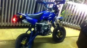 road legal pit bike 50cc youtube