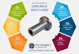 Long Weld Neck Flange Manufacturer In Ansi B16 5 And