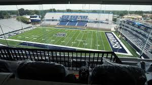 Fan Friendly Ballard Stadium Antithesis Of Odus Former