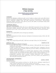 Sql Skills Resumes Simple Decoration Server Resume Resumes Sql Experience Dba With 6