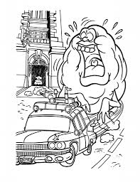 Small Picture Ghostbusters Coloring Pages For Kids vincent Pinterest