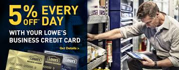 Lowes Commercial Credit Card Application Lowes Business Credit Card Application Business Credit Center Lowes
