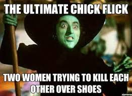 "The Wizard of Oz"" is the ultimate chick flick: two women trying to ... via Relatably.com"