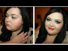 full coverage foundation routine rosacea