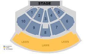 Garden Grove Amphitheater Seating Chart 31 Ageless Snowden Amphitheater Seating Chart