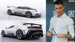 Cristiano ronaldo, the soccer/fútbol superstar, has reportedly purchased the most expensive new car in the world, the bugatti la voiture noire. Ronaldo Buys 11 Million Bugatti Centodieci To Celebrate Juventus Serie A Title Win Football News Cristiano Ronaldo Bugatti Centodieci