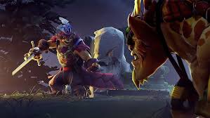 surprise valve reveals two new heroes for dota 2 kotaku australia