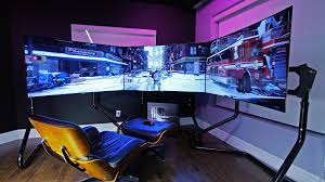 a video gaming room is basically a recreation room which is to have fun that is why the room should not be messy and cred