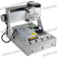 3 axis cnc 3025 30cm 25cm diy router engraver drilling milling machine with driver