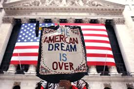 fed official america no longer top country to achieve american  american dream ""