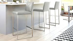 grey leather bar stools cool grey real leather grey leather bar stools canada