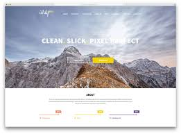 20 Free Parallax Scrolling Wordpress Themes With Parallax