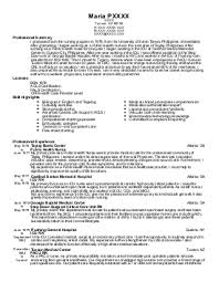 Sample Resume: Managed Cloud Services Sales Representative Resume.
