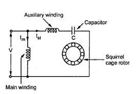 circuit diagram capacitor start run motor starting capacitor Start Capacitor Wiring Diagram circuit diagram capacitor start run motor kbreee capacitor start induction motors start run capacitor wiring diagram