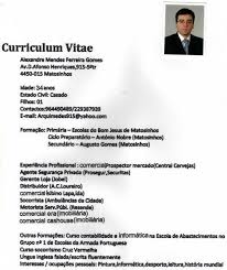 Modelo De Curriculum Vitae Rd Modelo De Curriculum Vitae