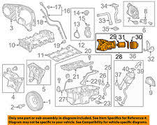 chevrolet gm oem 14 15 cruze engine parts filter assembly 55578737 gm part number cross reference at Gm Oem Parts Diagram