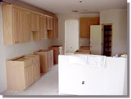 Good Unfinished Discount Kitchen Cabinets Unfinished Cabinets Diy Project In The  Making Marvelous Property Awesome Ideas