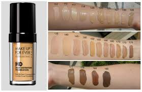 hd foundation makeup forever photo 3