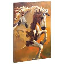 free spirit horse canvas wall art horses