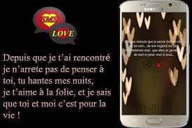 Meilleurs Sms D Amour Français For Android Apk Download