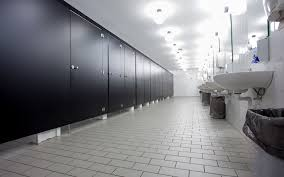 how to remove odours from public toilets