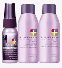 Design Essentials Travel Size Pureology Hydrate Travel Size Hd Png Download Transparent