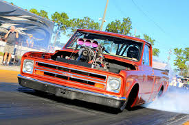 Pickup chevy c10 pickup truck : Andrew And Austin Stephens' Blown All-Steel Chevy C10 Pickup ...