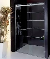 roller tempered glass sliding door akanek ping bathroom