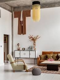 art deco furniture north london. this beautiful loft in london is set an old art deco building which has been renovated. the apartment a modern look but also features that are furniture north