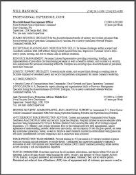 Federal Resume Template Military To Federal Resume Sample Certified Resume Writer Expert 73